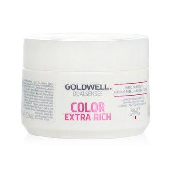Dual Senses Color Extra Rich 60SEC Treatment (Luminosity For Coarse Hair) (200ml/6.7oz)