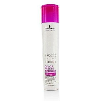 Schwarzkopf BC Color Freeze pH 4.5 Perfect Насыщенный Шампунь (для Поврежденных Окрашенных Волос) 250ml/8.5oz