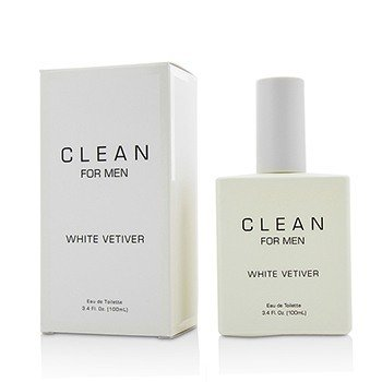 Clean White Vetiver Туалетная Вода Спрей 100ml/3.4oz