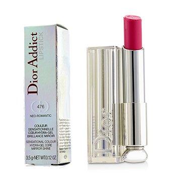 Dior Addict Hydra Gel Core Mirror Shine Lipstick - #476 Neo Romantic (3.5g/0.12oz)