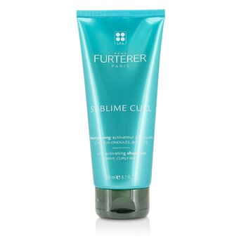 Sublime Curl Curl Activating Shampoo (Wavy, Curly Hair) (200ml/6.7oz)