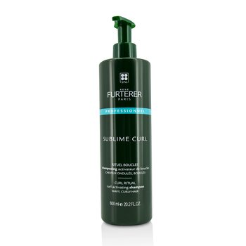 Sublime Curl Curl Activating Shampoo - Wavy, Curly Hair (Salon Product) (600ml/20.29oz)