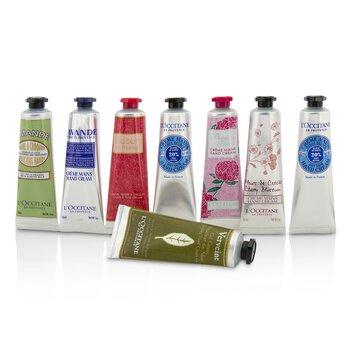 Fantastic 8 Hand Creams Set (8x30ml/1oz)