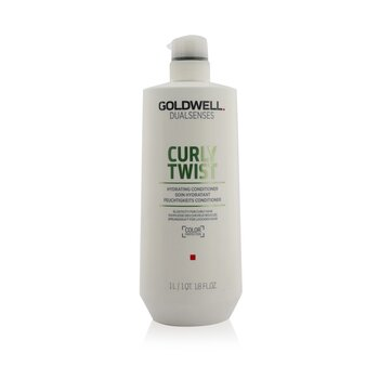 Dual Senses Curly Twist Hydrating Conditioner (Elasticity For Curly Hair) (1000ml/33.8oz)