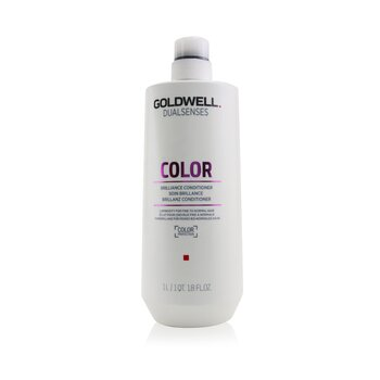Dual Senses Color Brilliance Conditioner (Luminosity For Fine to Normal Hair) (1000ml/33.8oz)