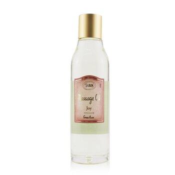 Massage Oil - Joy (Green Rose) (150ml/5oz)