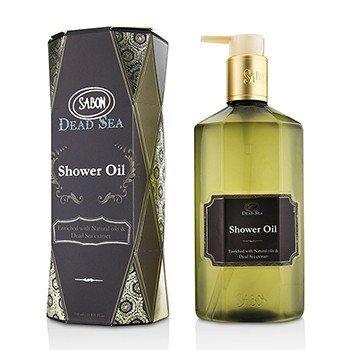 Dead Sea Shower Oil 988402 (350ml/11.84oz)