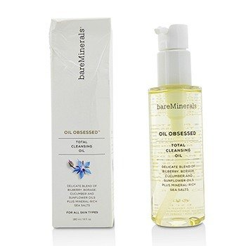 Oil Obsessed Total Cleansing Oil (Box Slightly Damaged) (180ml/6oz)
