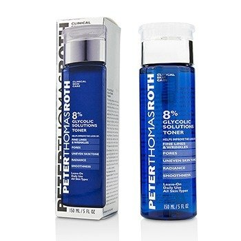 Glycolic Solutions 8% Toner (150ml/5oz)