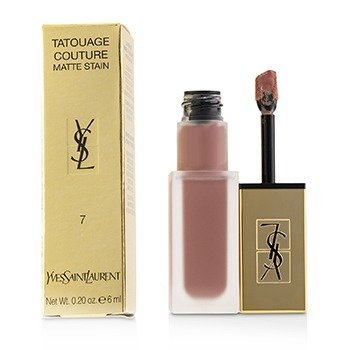 Yves Saint Laurent Tatouage Couture Матовый Пигмент - # 7 Nu Interdit 6ml/0.2oz