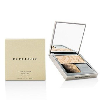 Burberry Light Glow Натуральные Румяна - # No. 11 Dark Earthy Blush 7g/0.24oz