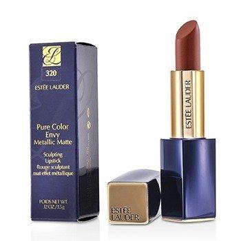 Pure Color Envy Metallic Matte Sculpting Lipstick - # 320 Magnetic Wave (3.5g/0.12oz)
