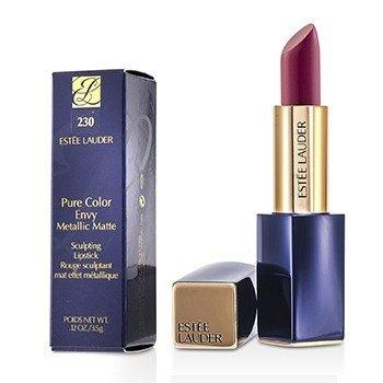 Pure Color Envy Metallic Matte Sculpting Lipstick - # 230 Crush It (3.5g/0.12oz)