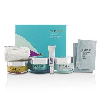 Elemis Marine Dream Набор: Очищающий Бальзам + Бальзам для Век + Marine Крем + Ночной Крем + Маска для Глаз + Полотенце 6pcs