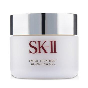 Facial Treatment Cleansing Gel (80g/2.82oz)