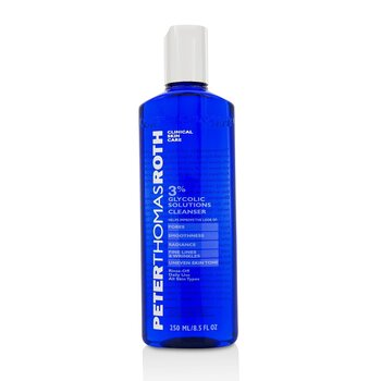 Glycolic Solutions 3% Cleanser (250ml/8.5oz)