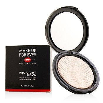 Make Up For Ever Pro Light Fusion Хайлайтер - # 1 (Golden Pink) 9g/0.3oz