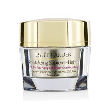 Estee Lauder Revitalizing Supreme light +Global Anti-Aging Cell Power Обезжиренный Крем  50ml/1.7oz