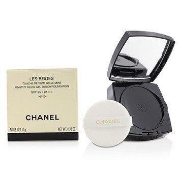 Chanel 香奈兒 香奈兒時尚裸光果凍粉餅 SPF25/PA++- # N40 11g/0.38oz - 粉底及蜜粉