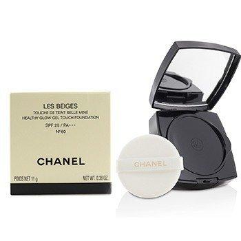 Chanel 香奈兒 香奈兒時尚裸光果凍粉餅 SPF25/PA++ - # N60 11g/0.38oz - 粉底及蜜粉