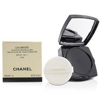 Chanel 香奈兒 香奈兒時尚裸光果凍粉餅 SPF25/PA++ - # N50 11g/0.38oz - 粉底及蜜粉