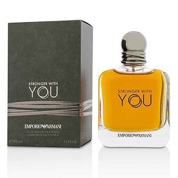 Emporio Armani Stronger With You Eau De Toilette Spray (100ml/3.4oz)