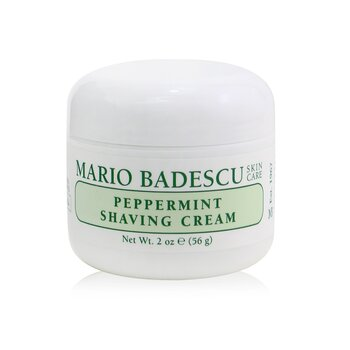 Mario Badescu Peppermint Shaving Cream 59ml/2oz