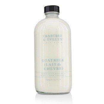 Crabtree  Evelyn Goatmilk Успокаивающее Молочко для Ванн 450ml/15.2oz