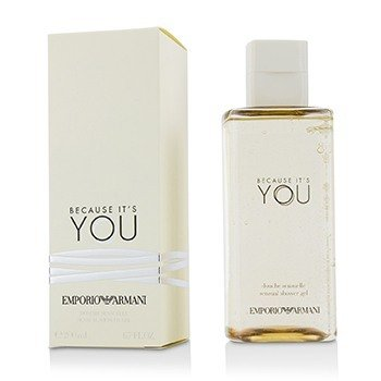 Giorgio Armani Emporio Armani Because Its You Чувственный Гель для Душа 200ml/6.7oz