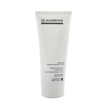 Clarifying Velvet Cream (Salon Size) - For All Skin Types (200ml/6.7oz)