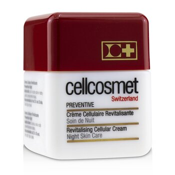 Cellcosmet Preventive Cellular Night Cream (50ml/1.7oz)