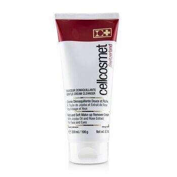 Cellcosmet Gentle Cream Cleanser (Rich & Soft Make-Up Remover Cream) (200ml/6.7oz)