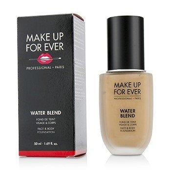 Make Up For Ever 恆久親膚雙用水粉霜(25年正宗水粉底) - # R370 (Medium Beige) 50ml/1.69oz - 粉底及蜜粉