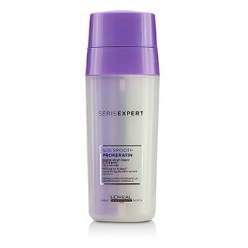 Professionnel Serie Expert - Liss Unlimited Prokeratin SOS Smooth SOS up to 4 days* Smoothing Double Serum (2x15ml/0.5oz)
