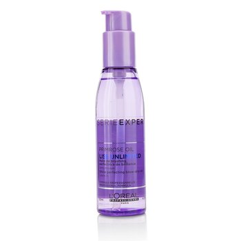Professionnel Serie Expert - Liss Unlimited Primrose Oil Shine Perfecting Blow-Dry Oil (125ml/4.2oz)