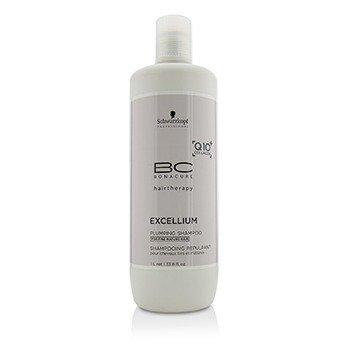 Schwarzkopf BC Excellium Q10+ Collagen Утолщающий Шампунь (для Тонких Зрелых Волос) 1000ml/33.8oz