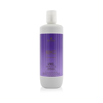Schwarzkopf 施華蔻 BC Oil Miracle Barbary Fig Oil Oil-In-Shampoo (For Very Dry and Brittle Hair) 1000ml
