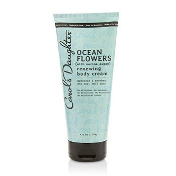 Ocean Flowers Renewing Body Cream (170g/6oz)