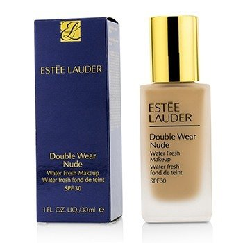 Estee Lauder 雅詩蘭黛 Double Wear Nude 粉持久微霧光澤水粉底 SPF 30 - # 4C1 Outdoor Beige 30ml/1oz - 粉底及蜜粉