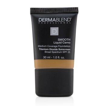 Dermablend 皮膚專家 舒緩粉底液 SPF 25 (中等覆蓋) - Cafe (65N) 30ml/1oz - 粉底及蜜粉