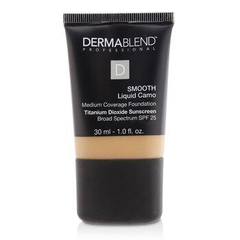 Dermablend 皮膚專家 舒緩粉底液 SPF 25 (中等覆蓋) - Chestnut (40N) 30ml/1oz - 粉底及蜜粉