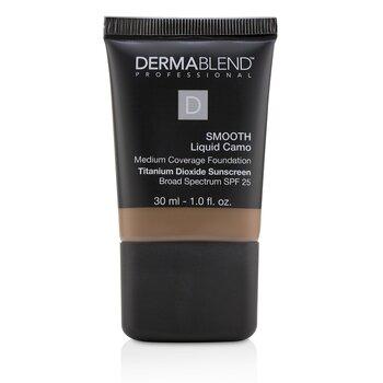 Dermablend 皮膚專家 舒緩粉底液 SPF 25 (中等覆蓋) - Cinnamom (80N) 30ml/1oz - 粉底及蜜粉
