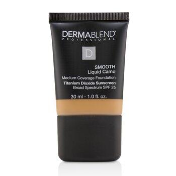 Dermablend 皮膚專家 舒緩粉底液 SPF 25 (中等覆蓋) - Copper (55W) 30ml/1oz - 粉底及蜜粉