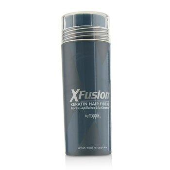 Keratin Hair Fibers - # Gray (28g/0.98oz)