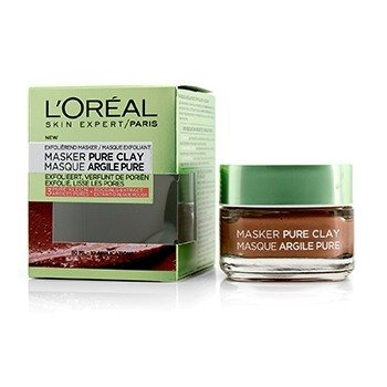 Skin Expert Pure Clay Mask - Exfoliate & Refine Pores (50ml/1.7oz)