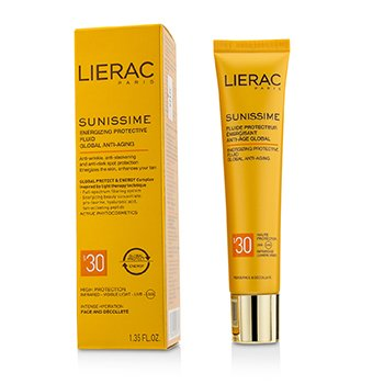 Sunissime Global Anti-Aging Energizing Protective Fluid SPF30  For Face & Decollete (40ml/1.35oz)