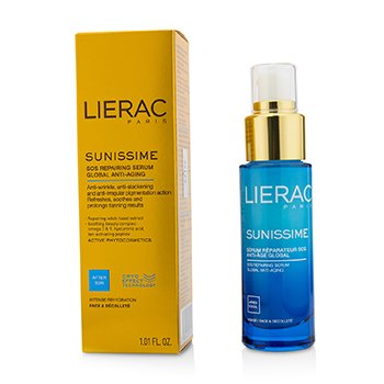 Sunissime Global Anti-Aging SOS Repairing Serum For Face & Decollete (30ml/1.01oz)
