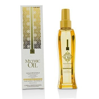 Professionnel Mythic Oil Nourishing Oil with Argan Oil (All Hair Types) (100ml/3.4oz)