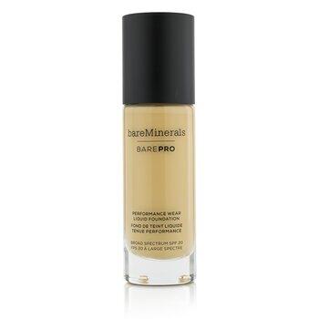 BarePro Performance Wear Liquid Foundation SPF20 - # 06 Cashmere (30ml/1oz)