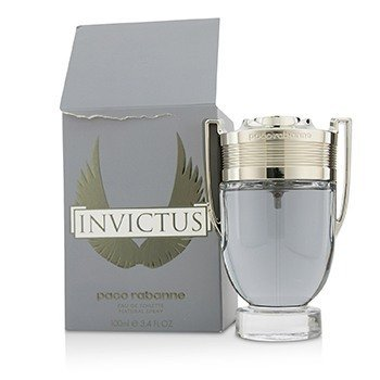Invictus Eau De Toilette Spray (Box Slightly Damaged) (100ml/3.4oz)